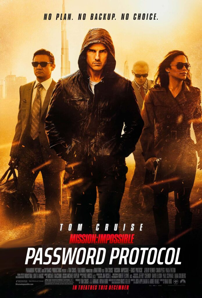 Mission Impossible: Password Protocol