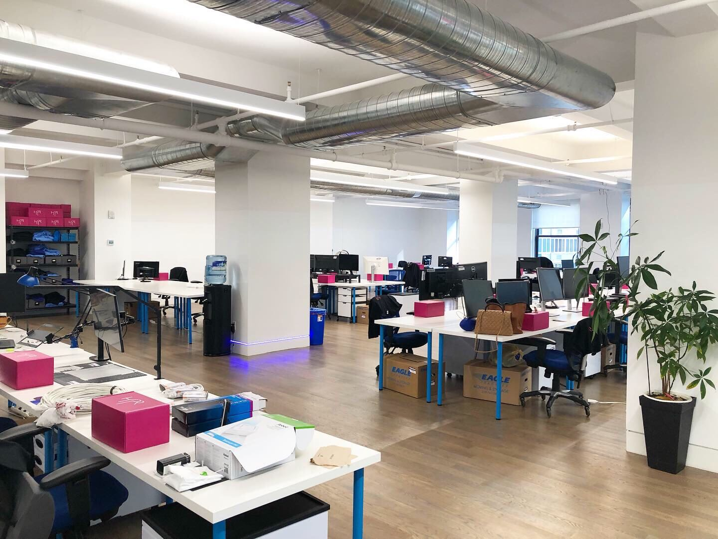 HYPR Unveils New HQ at 1001 Avenue of the Americas in New York City